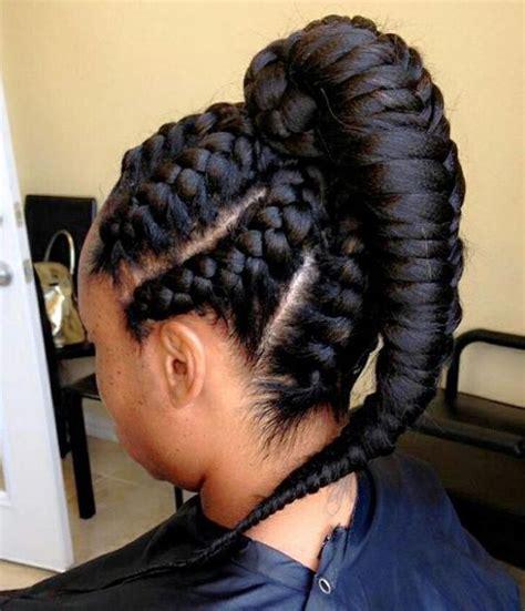 big goddess braids in bun 60 inspiring exles of goddess braids black braided