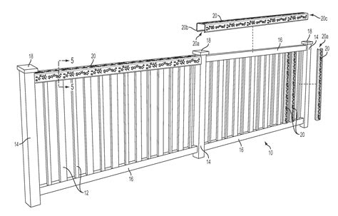 removable banister patent us20130095273 decorative and removable bannister