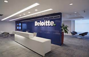 Dallas Desks Deloitte Office By Athi 233 Wohnrath Office Snapshots
