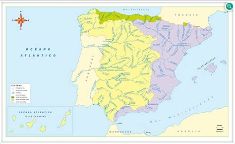 los rios de espana teacher ms isabel recursos para profesores y alumnos de