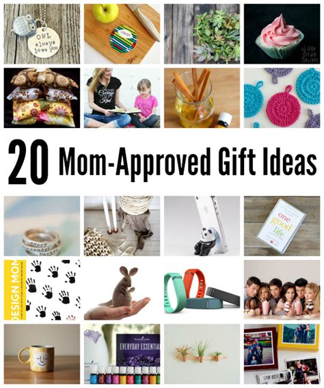gift ideas for mom 20 mom approved gift ideas for mother s day make and takes