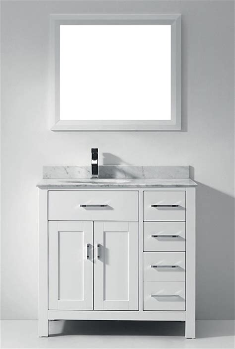 White Vanity Cabinets For Bathrooms White Bathroom Vanities Bathroom Vanities And Sink Consoles Miami By Vanities For Bathrooms