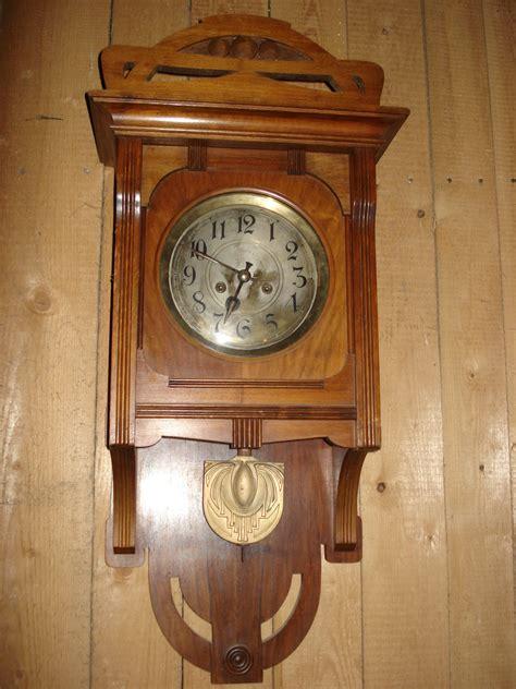 Jugendstil Uhr jugendstil uhr freischwinger nu 223 baum um 1900 antik m 246 bel