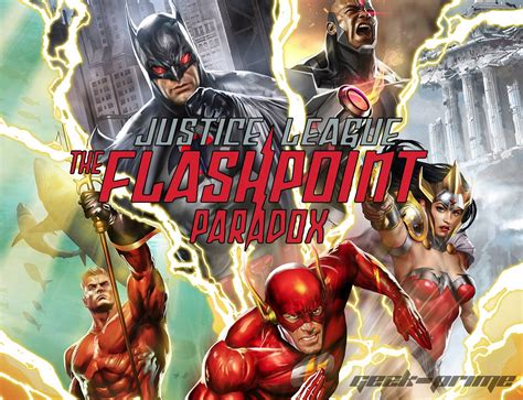 film justice league the flashpoint paradox justice league the flashpoint paradox movie
