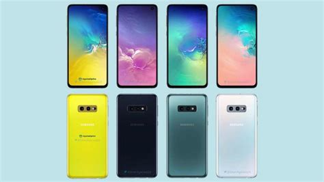 Samsung Galaxy S10 Options by Samsung Galaxy S10 Series Preorder Details In The Philippines Rev 252