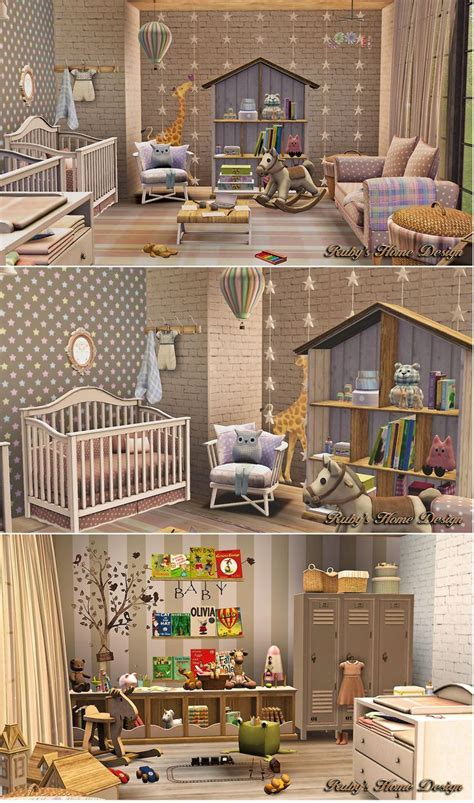 sims 3 nursery decor download at http lpvinyl21 tumblr