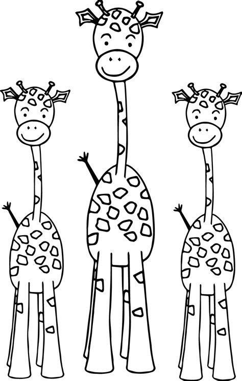 giraffe coloring pages crayola download coloring pages giraffe giraffes free book