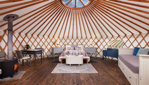 Patio Furniture by Cedar Yurt The Yurt Retreat