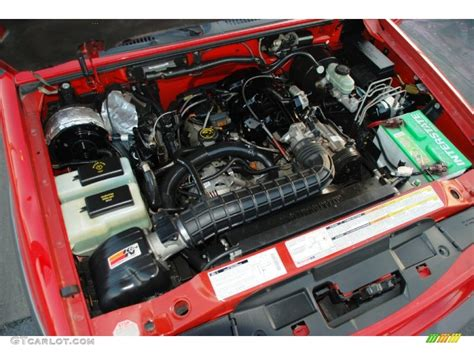 1998 Ford Explorer Engine 1998 ford explorer sport 4 0 liter ohv 12 valve v6 engine