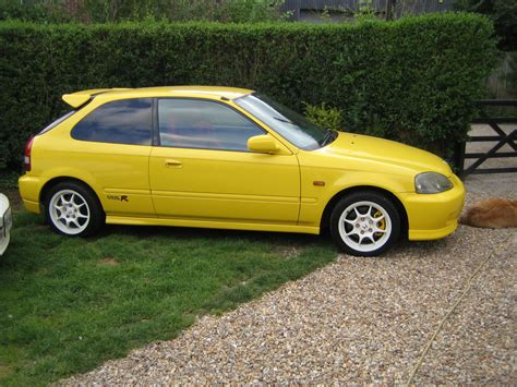 yellow for sale cars for sale yellow ek9 civic type r lift sold