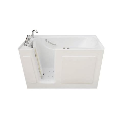 walk in whirlpool bathtub universal tubs 4 5 ft right drain walk in whirlpool and