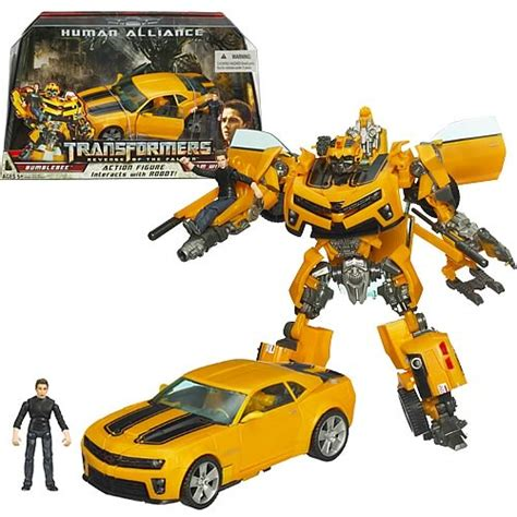 Transformers The Last Edition Robot Prime Robot Mobil 04 transformers rotf human alliance bumblebee with sam hasbro transformers transformers at