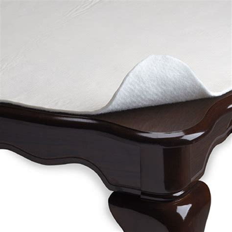 table pad protector table pads for your dining table designwalls com