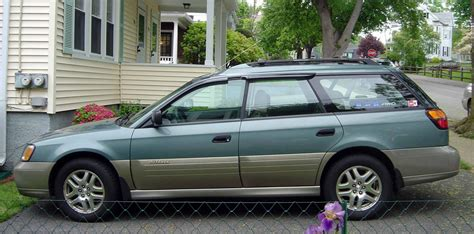 Subaru Outback 2000 by 2000 Subaru Outback Information And Photos Zombiedrive