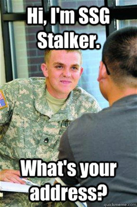 Army Recruiter Meme - army recruiter meme memes