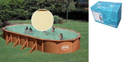 liner piscine hors sol 1655 liner couleur pour piscine acier aspect bois d460