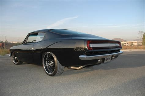 1967 Plymouth Barracuda West Coast Customs Coupe 71620