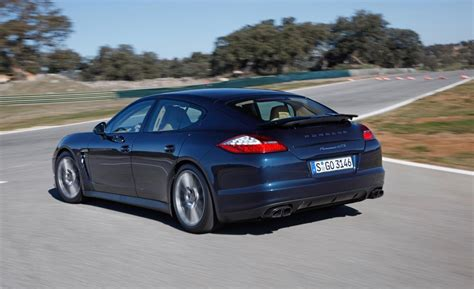 Porsche Panamera 2013 by Car And Driver