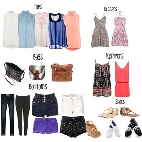 Wardrobe For College by Undergrad