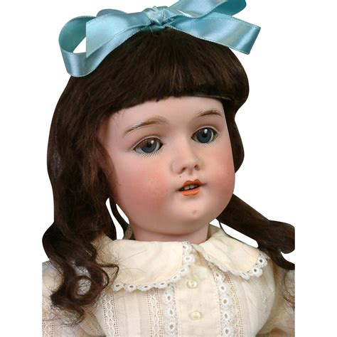 Brat Princess Cathy lovely 21 quot antique german doll marked quot princess quot attb to