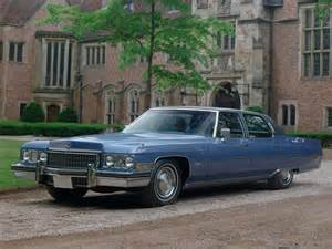 1973 Cadillac Fleetwood Brougham 1973 Cadillac Fleetwood Sixty Special Brougham B69 P