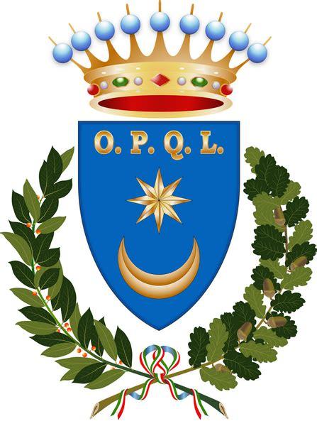 armoriale dei comuni della provincia della spezia wikipedia