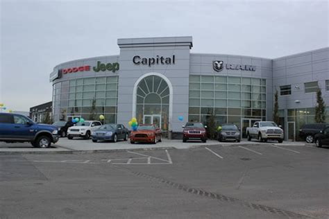 Capital Jeep About Capital Chrysler Jeep Dodge Ram Fiat Dealership