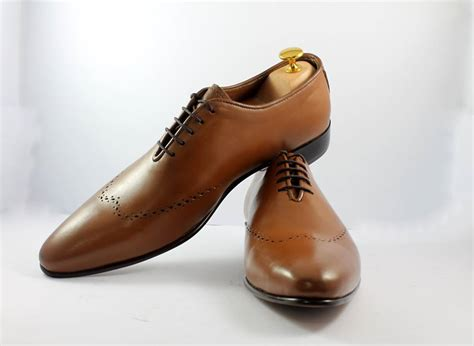 Mens Leather Shoes Handmade - handmade mens dress shoes formal leather shoes