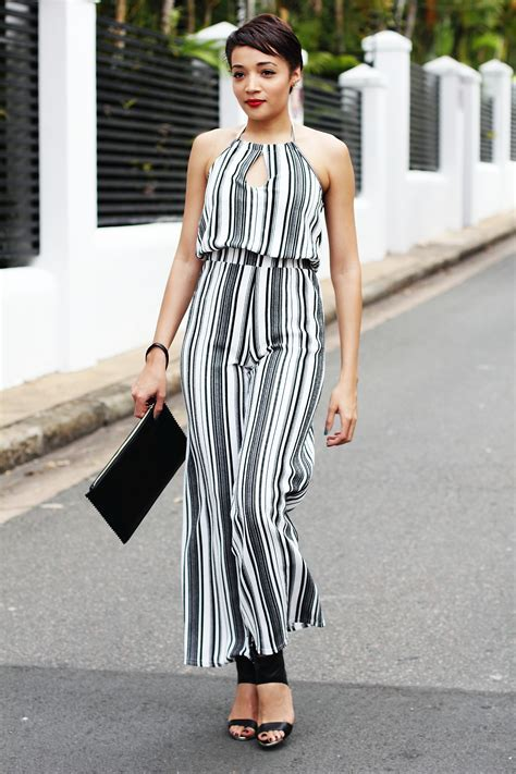 Jumpsuits: How to wear the trend {OOTD   Tips}   Brett Robson