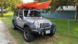 Jeep Wrangler Kayak Rack Jeep With Kayaks Thule Racks Jeep Kayaks