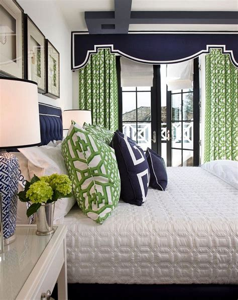 navy bedroom curtains the 25 best green bedrooms ideas on pinterest green