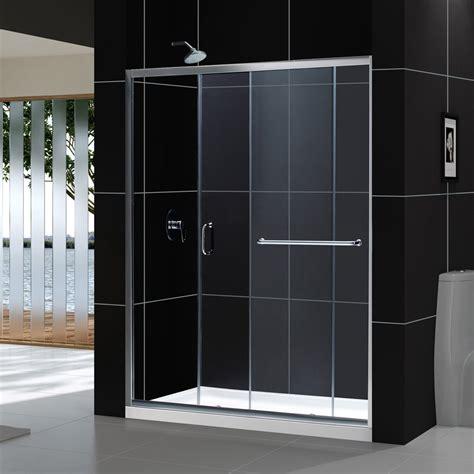 shower swing door infinity z