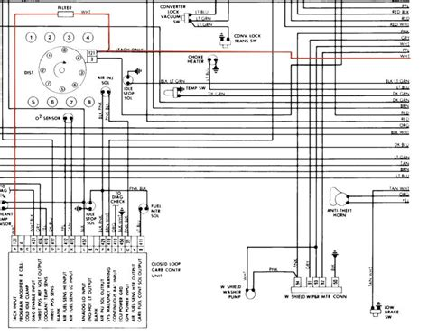28 1980 corvette wiring diagram k