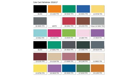 28 trend color 2017 ispo textrend fall winter 2016 ispo color palette fall winter 2017 2018 fashion