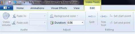 windows movie maker time lapse tutorial windows live movie maker time lapse tutorial time