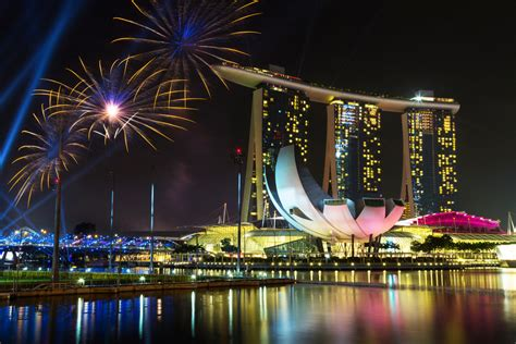 new year lights singapore best places to celebrate new year s in south east asia