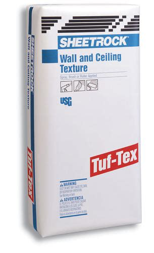 sheetrock 174 tuf tex 174 wall and ceiling texture 50 lb at