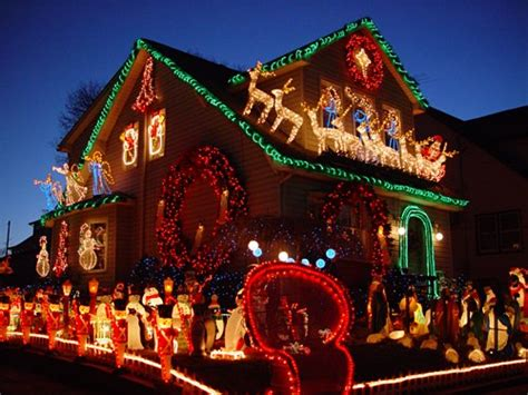 the most decorated christmas homes in america popsugar home belleville nj the most decorated christmas homes in