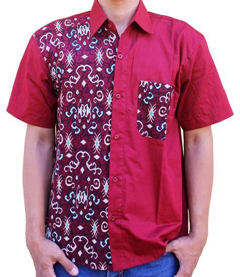 Baju Batik Kemeja Batik baju batik pasangan terbaru 2016 semua kombinasi