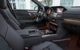 2014 mercedes e63 amg 4matic wagon interior photo 22