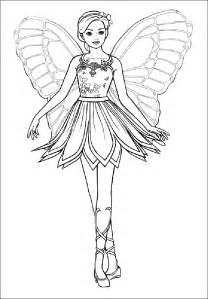 fairy coloring book pages coloring