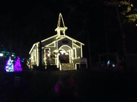 Craftsman Floor Plans beautiful christmas lights at dollywood picture of