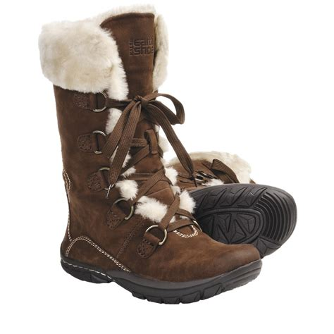 boots with fur womens winter boots