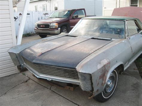 l bases for sale 1965 buick riviera base hardtop 2 door 6 6l project or