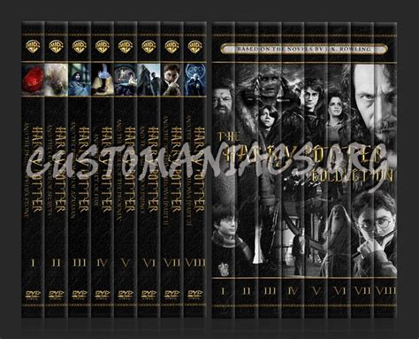 Custom Hp Collection forum custom covers page 2 dvd covers labels by customaniacs
