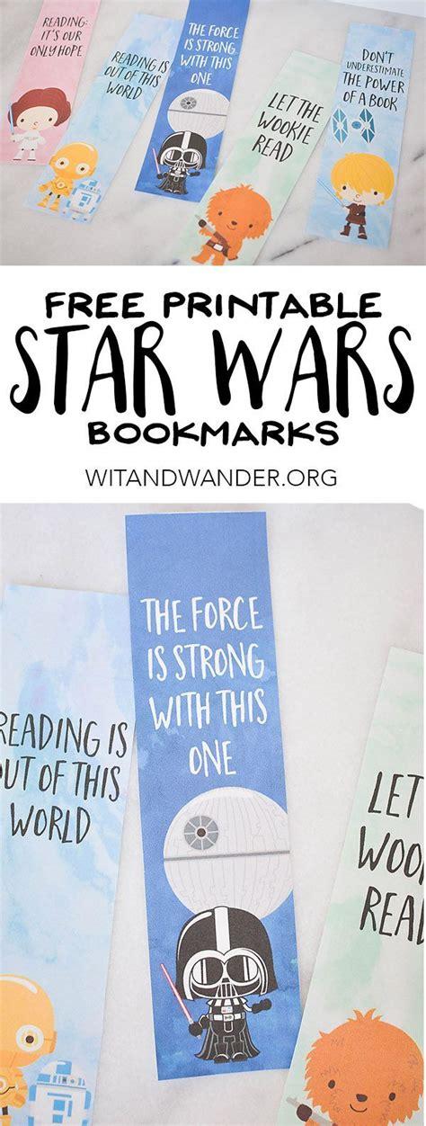 printable star wars bookmarks 722 best bibliovores book lovers images on pinterest