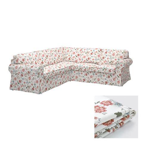 ikea ektorp 2 2 corner sofa cover slipcover videslund
