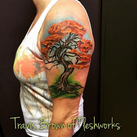 fleshworks tattoo 371 best tattoos by travis brown of fleshworks