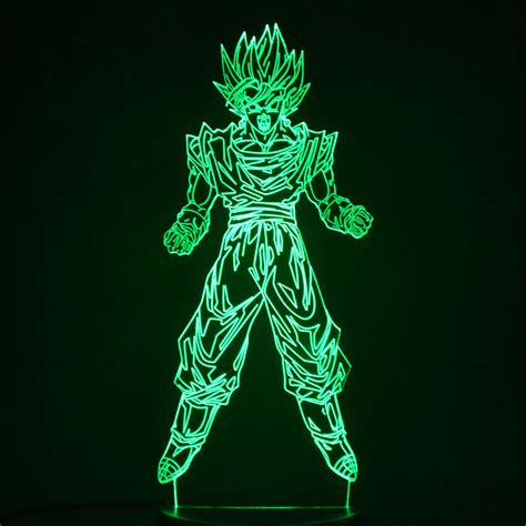 led christmas night lights dragon ball night light creative l christmas