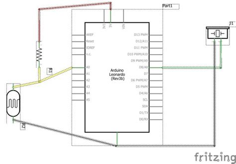 photoresistor polarity arduino light sensor and piezo buzzer experiment